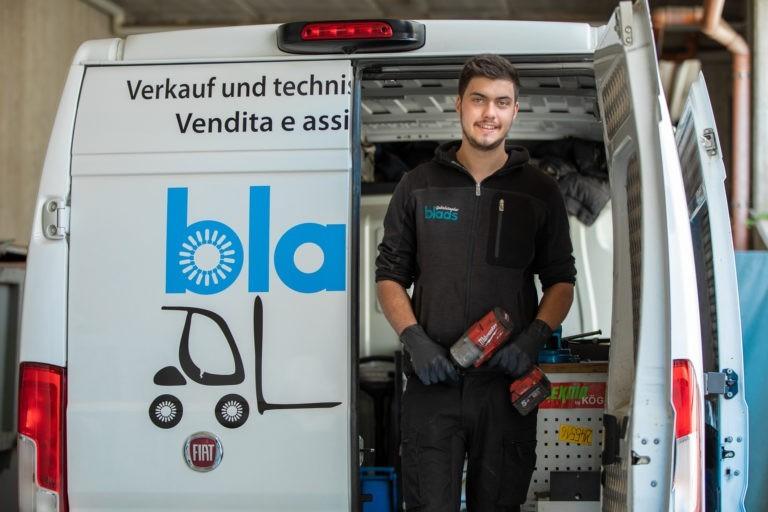 Blaas Service in Bozen