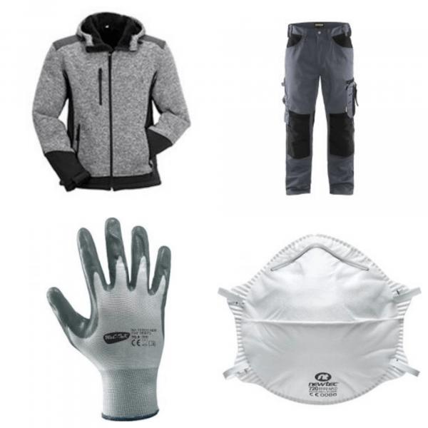 Arbeitsschutz und Bekleidung