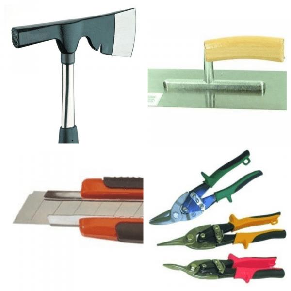 Zubehör und Handwerkzeug